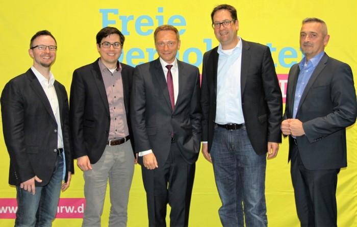 FDP Bezirk beim LPT