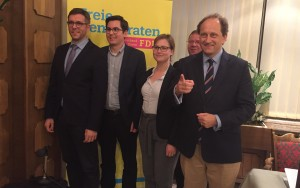 Europaparteitag FDP Kreis Düren